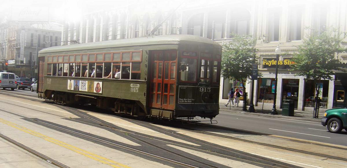 New Orleans Street Car Program